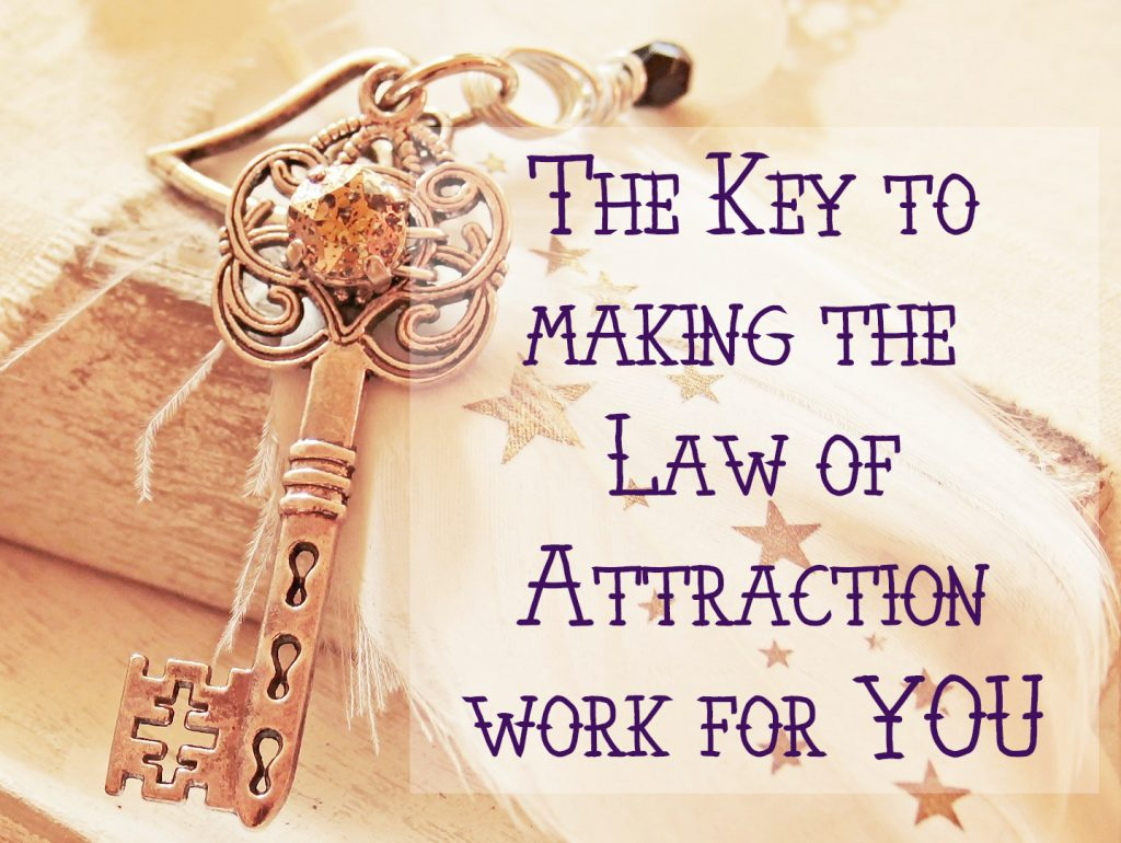 key to the law of attraction